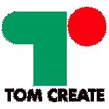 『株式会社トムクリエイト』ホームページ